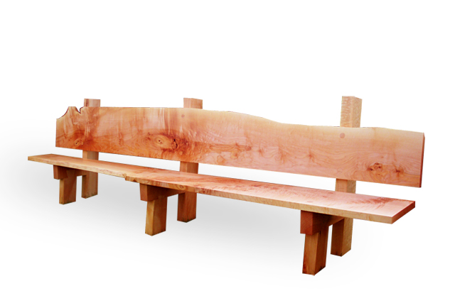 Outdoor wooden benches woodworking plans 00